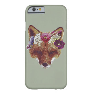 Fox girl barely there iPhone 6 case