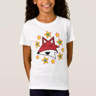 Fox head with stars T-Shirt
