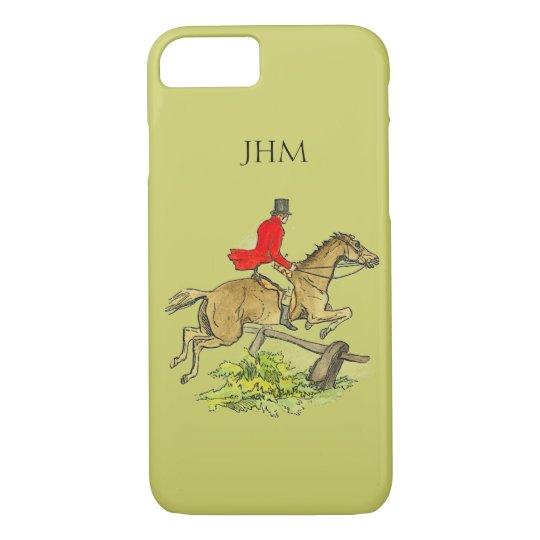 Fox Hunt Jumper Hunter Horse Custom Khaki Colour