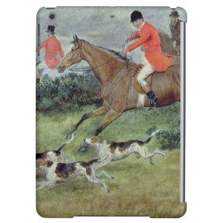 Fox Hunting in Surrey, 19th century