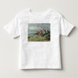 Fox Hunting in Surrey, 19th century Tee Shirts