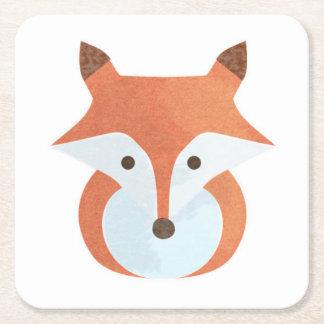 Fox Icon Coaster