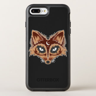 Fox Illustration OtterBox Symmetry iPhone 8 Plus/7 Plus Case