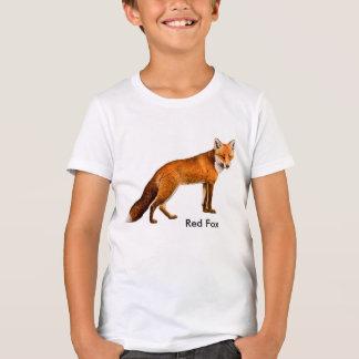 Fox image for Kids'-Poly-Cotton-Blend-T-Shirt T-Shirt