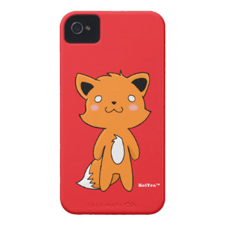 Fox iPhone 4 Case-Mate Case