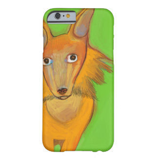 Fox iPhone/iPad/Samsung etc. feat. Barely There iPhone 6 Case