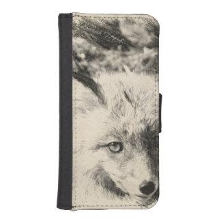 Fox iPhone SE/5/5s Wallet Case