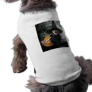 Fox Is A Witch #3 Sleeveless Dog Shirt