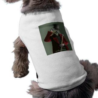 Fox Is The Invisible Man Sleeveless Dog Shirt