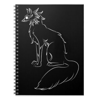 Fox Kamirong Notebook