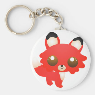 Fox Key Ring