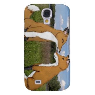 Fox Lovers Galaxy S4 Case