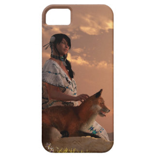 Fox Maiden iPhone 5 Cover