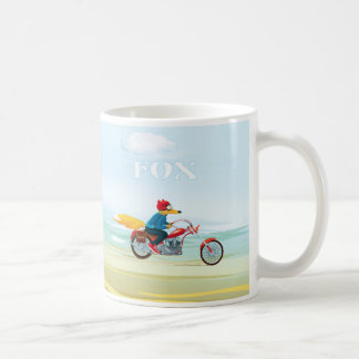 Fox-Man Coffee Mug