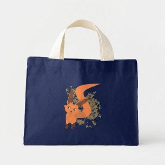 Fox Mini Tote Bag