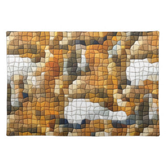 FOX MOSAIC PLACEMAT