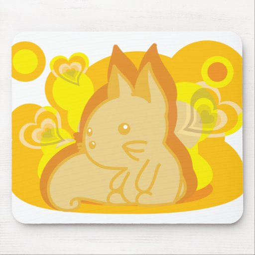 FOX MOUSE PADS