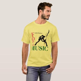 Fox Music Company Guitar Smasher T-Shirt