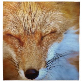 Fox Napkin