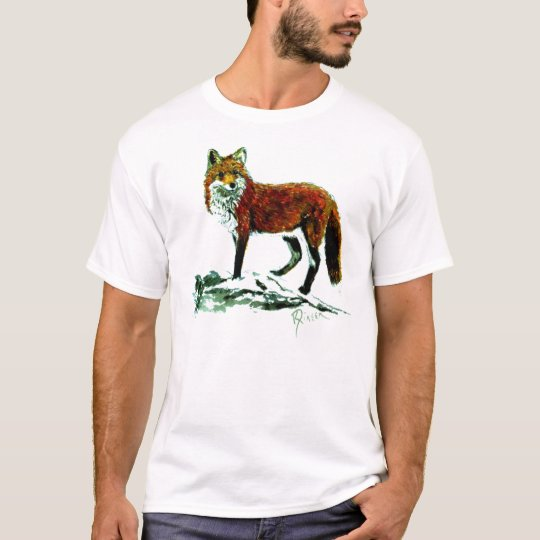 Fox Night Shirt