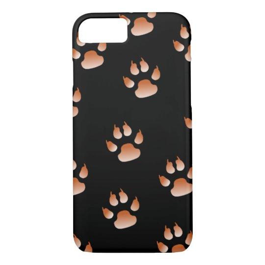 Fox Paw Phone Case