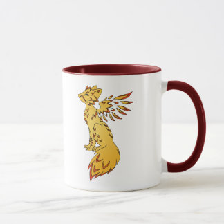 Fox Phoenix Mug