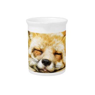 Fox Pitcher