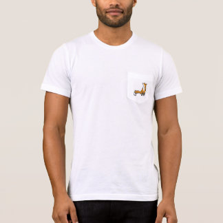 Fox Pocket T-Shirt