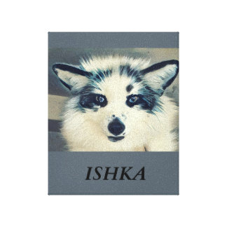 Fox Print - Ishka