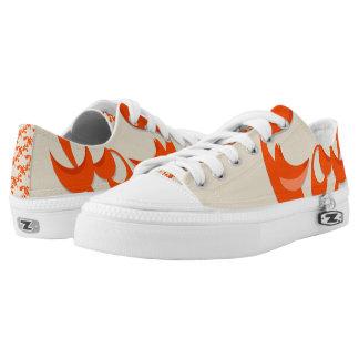 Fox Printed Shoes