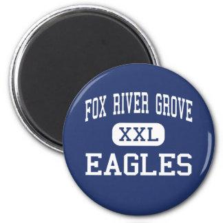 Fox River Grove Eagles Fox River Grove Refrigerator Magnets