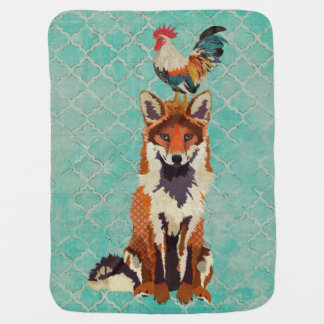 FOX & ROOSTER Baby Blanket