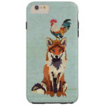 Fox & Rooster iPhone 6 case Tough iPhone 6 Plus Case