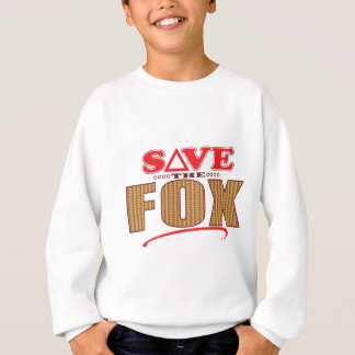 Fox Save Sweatshirt
