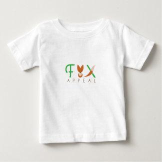Fox shirt - baby