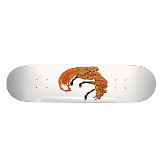 Fox Skateboard Deck