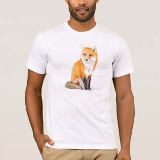 Fox T-Shirt Mens