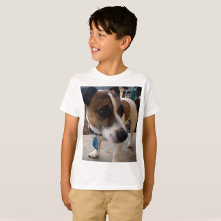 Fox Terrier, Attraction Boys White T-shirt