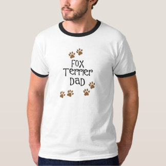 Fox Terrier Dad T-Shirt