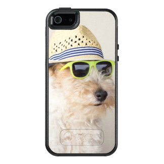 Fox Terrier OtterBox iPhone 5/5s/SE Case