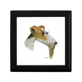 Fox Terrier, tony fernandes Gift Box