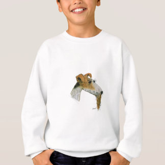 Fox Terrier, tony fernandes Sweatshirt