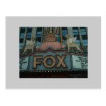 Fox Theatre, Detroit, Michigan