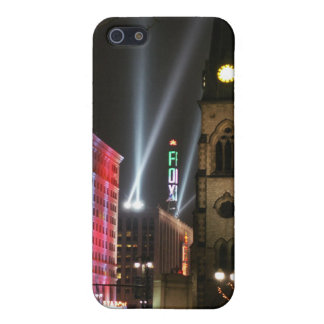 Fox Theatre, Detroit, Michigan Case iPhone 5 Covers
