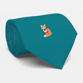 Fox Tie Blue