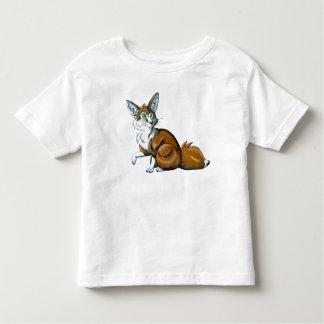 Fox Toddler Shirt