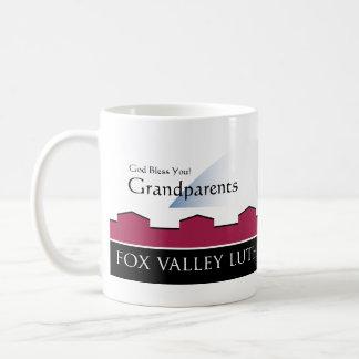 Fox Valley Lutheran Building Profile Mug
