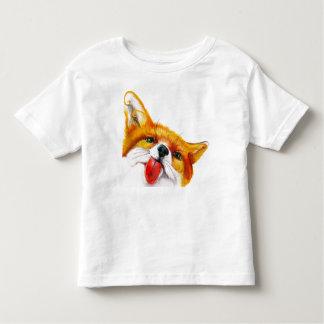 Fox Watercolor Shirts