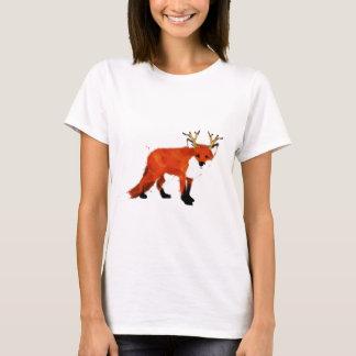 Fox Watercolour T-Shirt