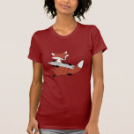 Fox with a Slide Rule T Shirts
